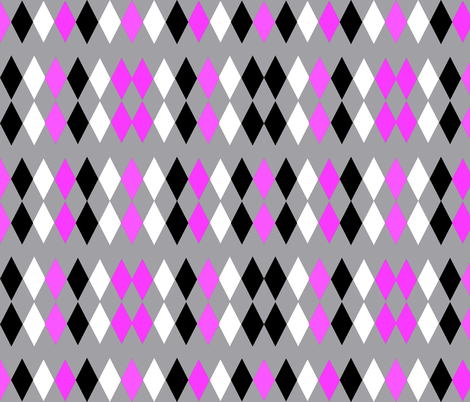 ZIGGY DIAMOND CHEVRON fabric by bluevelvet on Spoonflower - custom fabric