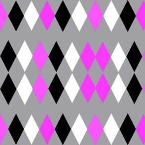 ZIGGY DIAMOND CHEVRON