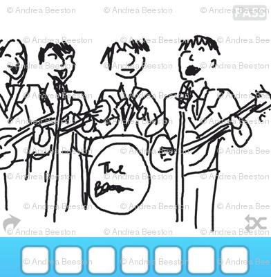 Beatles Moptops