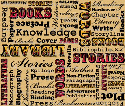 A Book Lover's Medley (Small)