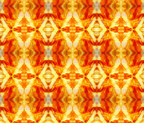 Sunset fabric by art_on_fabric on Spoonflower - custom fabric