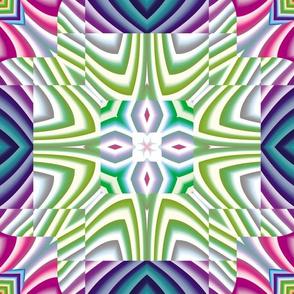 Flowery Incan Mosaics 2