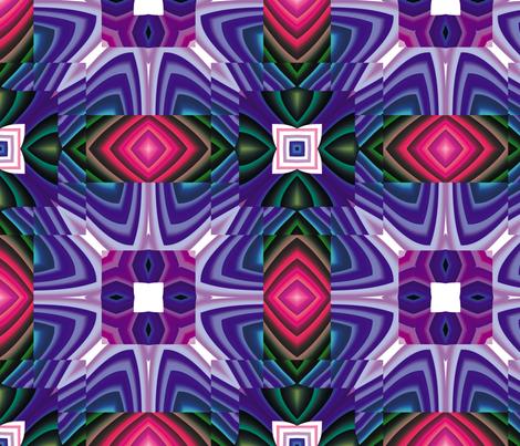 Flowery Incan Mosaics 5