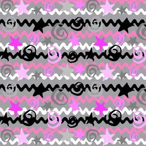 ZIGGY STAR ZIG-ZAG