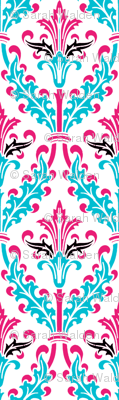 The Damask Divine ~  Lolly