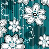 Hawaiian Daisy Patch