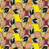 3 leaves - mixcolour