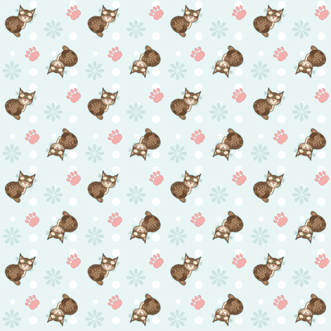 Bobbit_04 fabric by woodmouse&bobbit on Spoonflower - custom fabric