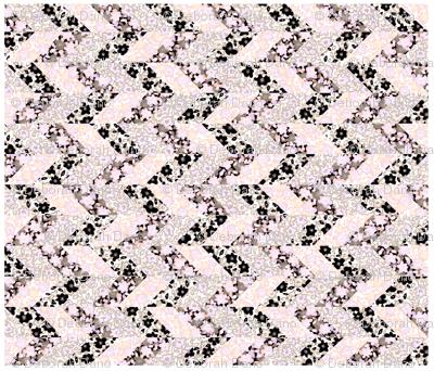zig-zag cheater quilt