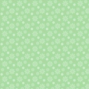 ditsy_flowers_green