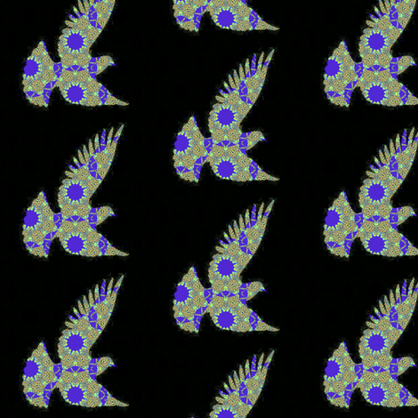 Bird Songs 6 fabric by dovetail_designs on Spoonflower - custom fabric