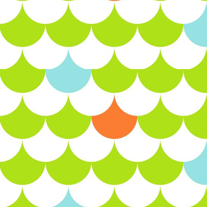 green_scallop_with_blue_and_orange