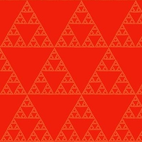 Sierpinski Triangle - tamale