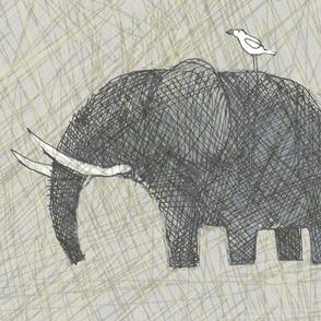 AMBOSELI KENYA elephants
