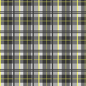 'Sunshine on my Shoulders' Tartan Plaid