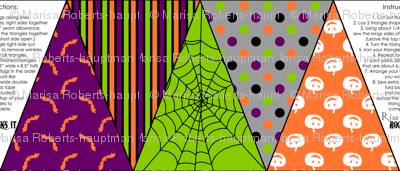 Halloween Bunting Kit