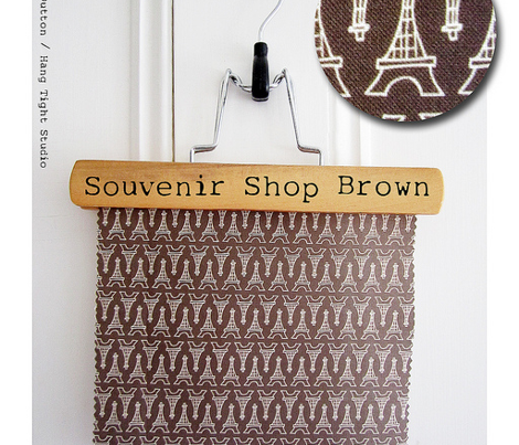 Souvenir Shop Brown