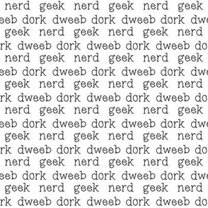 Nerd Words