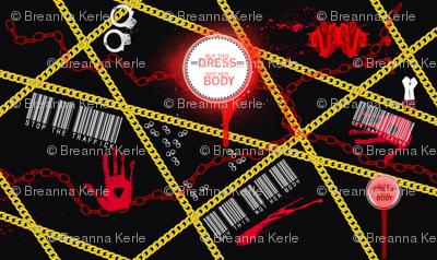 Sex Trafficking design