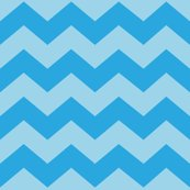Rzigzag_sea_chevrons_aqua_and_tropical_blue