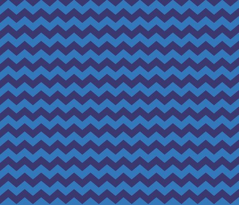 Rzigzag_sea_chevrons_indigo_and_blue