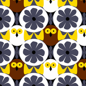 owls_and_flowers_150_gray