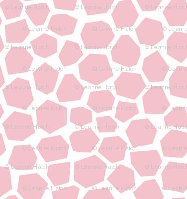 Geo Giraffe (pink)
