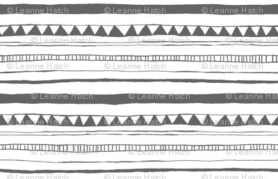 Drawn Stripe