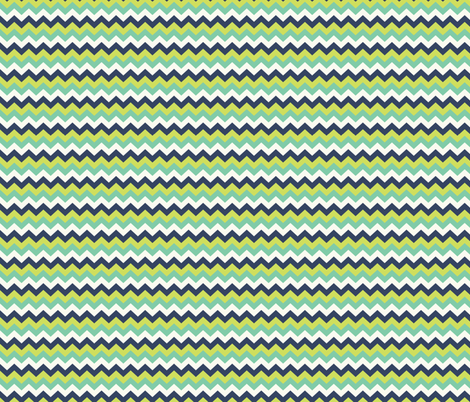 Eon Chevron fabric by kenkayla on Spoonflower - custom fabric