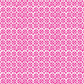 Geo  Hot Pink
