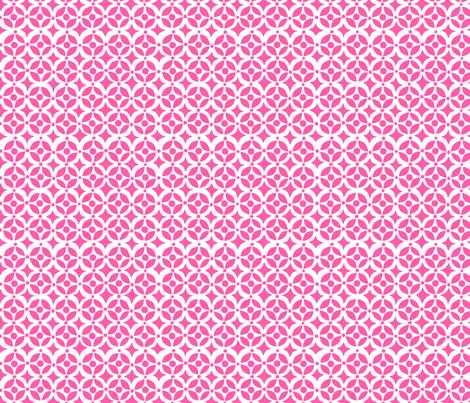 Geo Med Pink