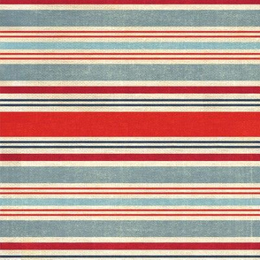 American Almanac Stripes