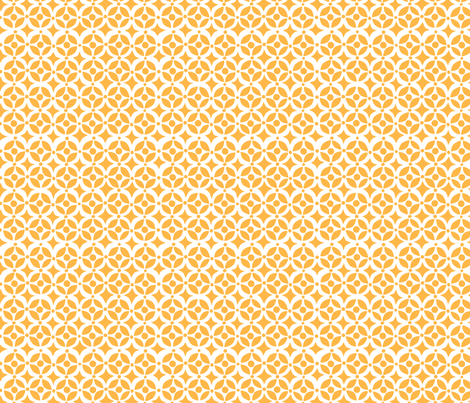 Geo  Yellow Orange