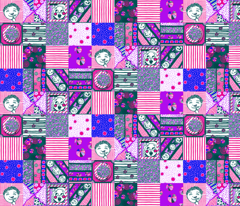 ZZ Kids Cheater Quilt: CheaterRepeater fabric by tallulahdahling on Spoonflower - custom fabric