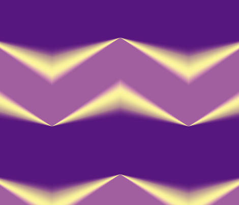 Mauve 3d Chevron and Violet Bands fabric by animotaxis on Spoonflower - custom fabric