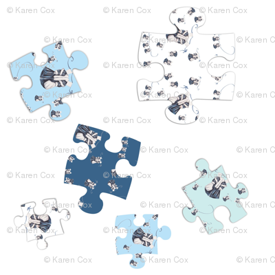 Paper Doll Puzzle small