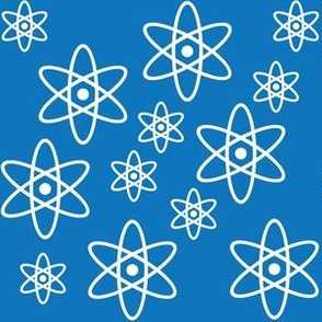 Atomic Orbits (Blue)