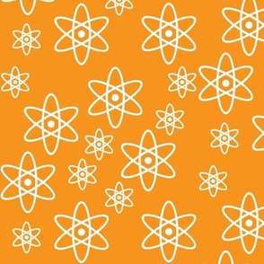 Atomic Orbits (Orange)