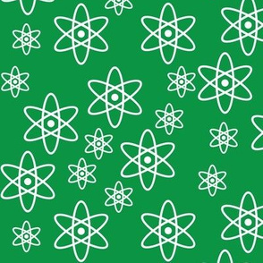 Atomic Orbits (Green)