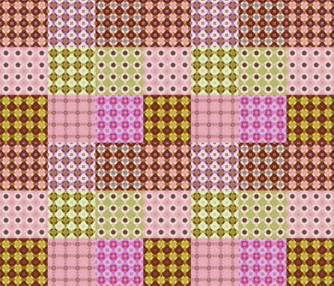 cheater_quilt-1 fabric by isabella_asratyan on Spoonflower - custom fabric