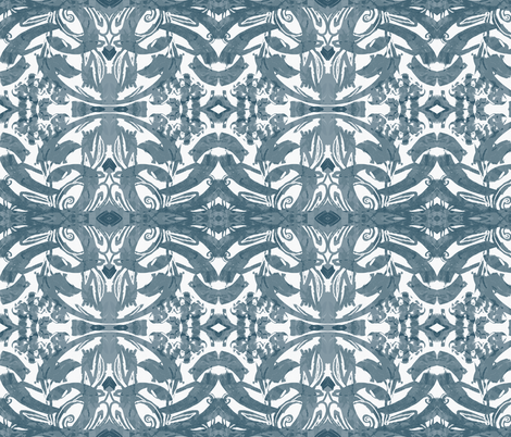 sophisticated tiles fabric by isabella_asratyan on Spoonflower - custom fabric