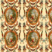 Rococo Swingers ~ Cream