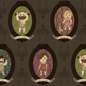 Rframed_characters_brown_spoonflower_size_shop_thumb