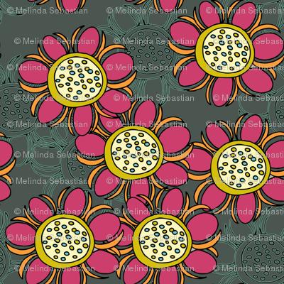 Contemporary Sunflower