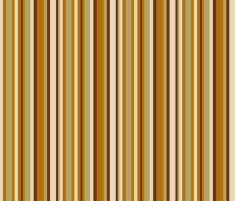Mushroom Olive Stripes fabric by uzumakijo on Spoonflower - custom fabric