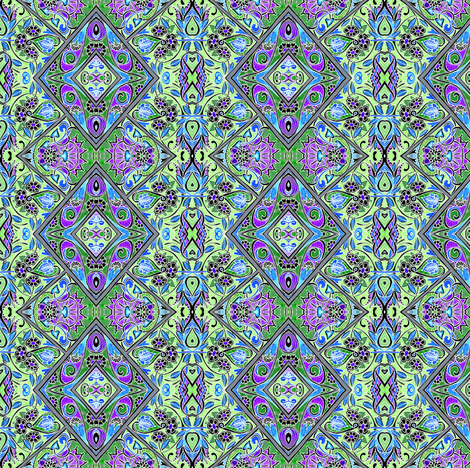 Positively Negative  fabric by edsel2084 on Spoonflower - custom fabric