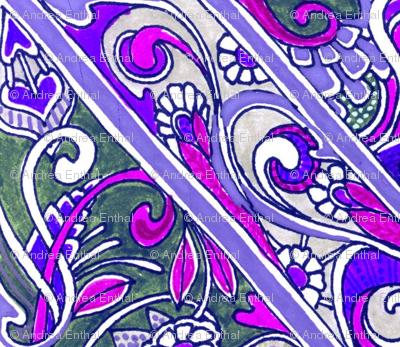 Contemplations on a Lavender Lavenderia