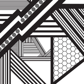 Geometric Labyrinth
