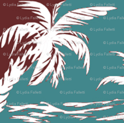 Small print- palm tree __4shop_thumb
