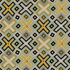 Kenya Patchwork